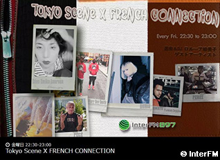 French Connection on InterFM 76.1