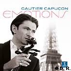 ゴーティエ・カピュソン『Emotions / エモーションズ』