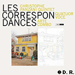クリストフ・パンザーニ・クインテット『Les Correspondances』
