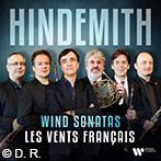 Les Vents Français Hindemith : Wind Sonatas