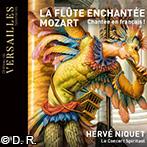 Hervé Niquet Mozart: La Flûte enchantée, chantée en français