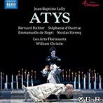ウィリアム・クリスティ、ステファニー・ドゥストラック リュリ:歌劇『アティス』[Blu-ray]