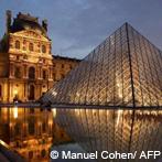 #LouvreChezVous