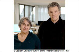 フランスのラカトンとヴァッサルが2021年プリツカー賞を受賞