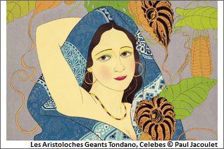 軽井沢を愛したフランス人浮世絵師―ポール・ジャクレー全木版画展